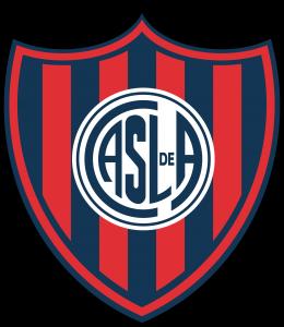 san lorenzo logo escudo1 260x300 - San Lorenzo Logo - Club Atlético San Lorenzo de Almagro Escudo