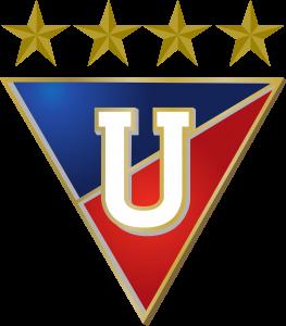 ldu logo1 263x300 - LDU Logo - Liga Deportiva Universitaria de Quito Escudo