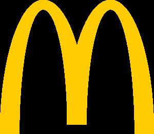 McDonalds logo 11 300x262 - McDonald's Logo