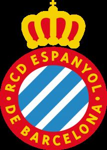 rcd espanyol logo escudo1 215x300 - Espanyol Logo - Escudo Real Club Deportivo Espanyol