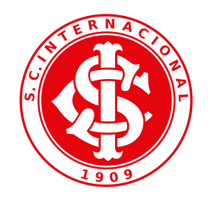 internacional porto alegre logo escudo 41 300x300 - Internacional Logo - Sport Club Internacional de Brasil Escudo