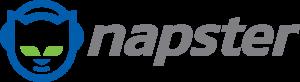 napster logo 2 31 300x82 - Napster Logo