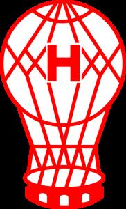 huracan logo escudo 51 182x300 - Huracán Logo – Club Atlético Huracán Escudo