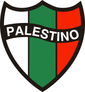 palestino logo escudo 5 275x300 - Palestino Logo - Club Deportivo Palestino Escudo
