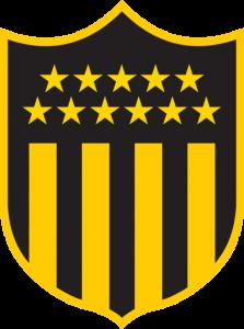 penarol logo escudo 101 223x300 - Peñarol Logo - Club Atlético Peñarol Escudo