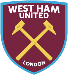 west ham united logo 51 271x300 - West Ham United FC Logo