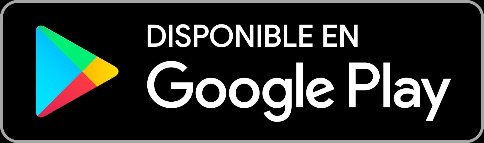disponible en google play badge 2 - Disponible en Google Play Logo