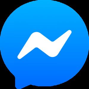 facebook messenger logo 031 300x300 - Facebook Messenger Logo
