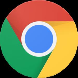 google chrome logo 101 300x300 - Google Chrome Logo