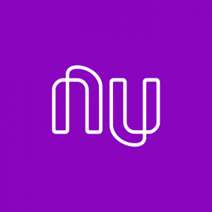 nubank logo 91 300x300 - Nubank Logo