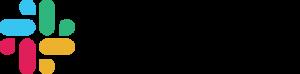 slack logo 81 300x74 - Slack Logo