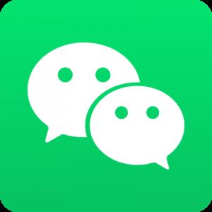wechat logo 41 300x300 - WeChat Logo