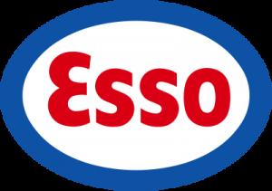 esso logo 41 300x211 - Esso Logo