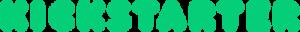 kickstarter logo 41 300x32 - Kickstarter Logo