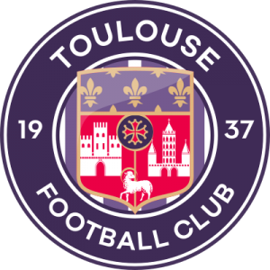 toulouse fc logo 41 300x300 - Toulouse Football Club Logo