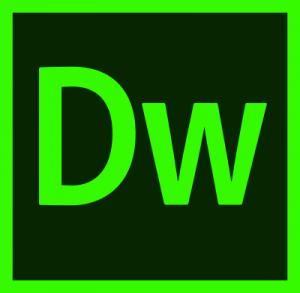 adobe dreamweaver logo 41 300x293 - Adobe Dreamweaver Logo