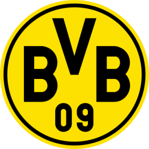 bvb borussia dortmund logo 41 300x300 - Borussia Dortmund Logo