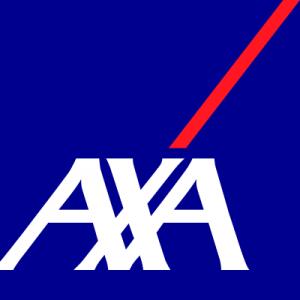 axa logo 41 300x300 - AXA Logo