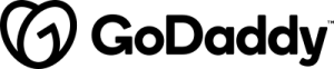 godaddy logo 4 11 300x62 - Godaddy Logo