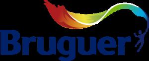 bruguer logo 41 300x123 - Bruguer Pinturas Logo