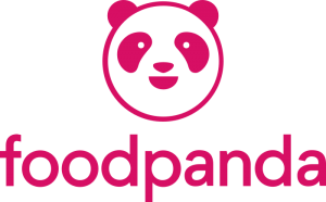 foodpanda logo 51 300x186 - Foodpanda Logo