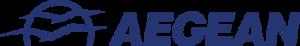 aegean logo 41 300x46 - Aegean Airlines Logo