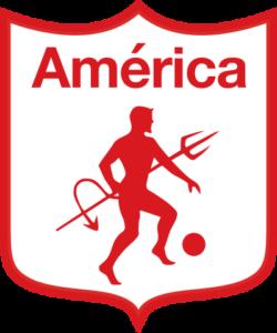 america de cali logo 41 250x300 - América de Cali Logo - Escudo