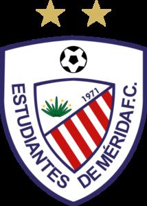 estudiantes de merida logo 51 214x300 - Estudiantes de Mérida Logo - Escudo