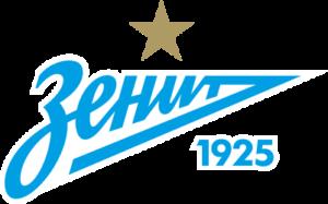 fc zenit logo 41 300x187 - FC Zenit Logo - Escudo