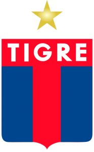 tigre logo argentina 4 186x300 - Club Atlético Tigre Logo - Escudo
