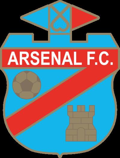 Arsenal FC Sarandí Logo - Escudo - PNG y Vector