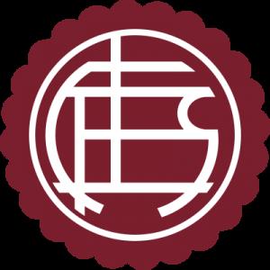 lanus logo 41 300x300 - Club Atlético Lanús Logo - Escudo