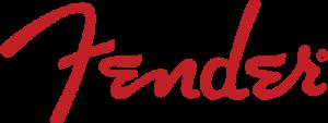 fender logo 51 300x113 - Fender Logo