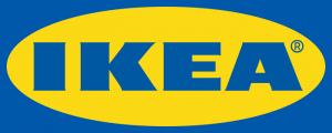 ikea logo 3 11 300x120 - IKEA Logo