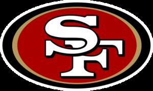 san francisco 49ers logo 41 300x179 - San Francisco 49ers Logo