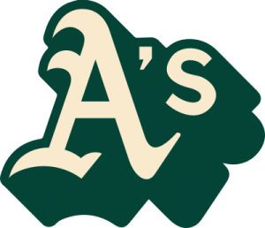 oakland athletics logo 41 300x258 - Oakland Athletics Logo