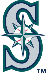 seattle mariners logo 41 188x300 - Seattle Mariners Logo