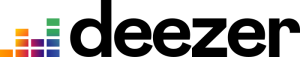 deezer logo 4 11 300x57 - Deezer Logo