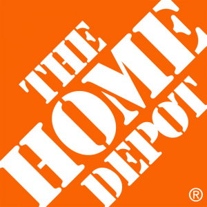 the home depot logo 41 300x300 - The Home Depot Logo
