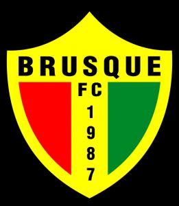 brusque fc logo 51 261x300 - Brusque FC Logo (Brasil)