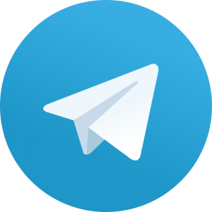 telegram logo 41 300x300 - Telegram Logo