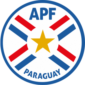 apf seleccion de futbol de paraguay logo 41 297x300 - APF Logo - Selección de Fútbol de Paraguay Logo