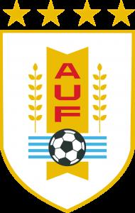 auf seleccion de futbol de uruguay logo 51 190x300 - AUF Logo - Selección de fútbol de Uruguay Logo