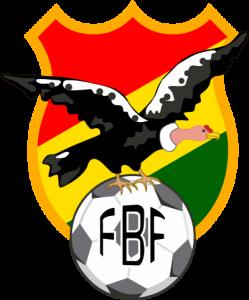 fbf selección de futbol de bolivia logo 4 249x300 - FBF Logo - Selección de fútbol de Bolivia Logo
